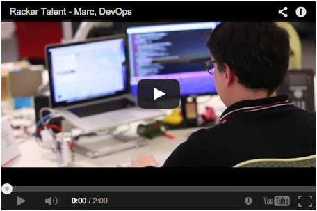 Marc  | Rackspace DevOps & Automation